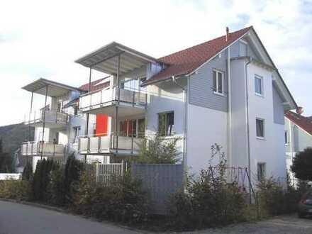4-Zimmer-Whg. in Zell a.H. mit großem Balkon zu vermieten ab 01.02.2020