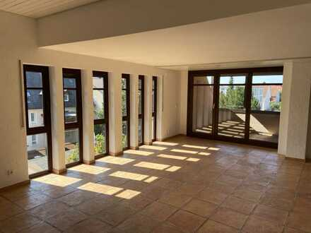 4-Zimmer-Maisonette-Wohnung mit Dachterrasse mitten in Bühl