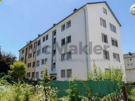 Gestaltungspotenzial: 3-Zi.-ETW mit Balkon und idealem Grundriss in ruhiger Lage von Leverkusen