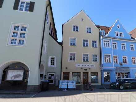 Moderne Laden-/ Gewerbeeinheit in der Altstadt von Schongau