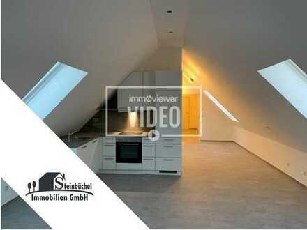 2-Zimmer-Neubauwohung inkl. Einbauküche und Tiefgarage