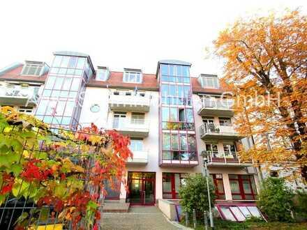 AnKaSa Immobilien*Single Whg*Balkon*Fußbodenheizung*MINIKÜCHE*LIFT*großer BALKON*Dusche*am Bielapark