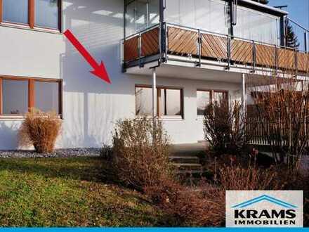 Herrliche Weitsicht - 3-Zimmer-Wohnung in Mössingen-Öschingen