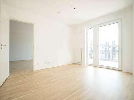 Balkonliebhaber aufgepasst! 2 Zimmer Wohnung in beliebter Lage Findorffs - Erstbezug!