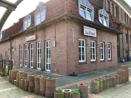 Restaurant mit Außenterrasse und Erweiterungspotential
