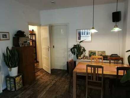 3-Zimmer-Wohnung mit Balkon in Stuttgart-Süd