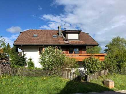 Wohnen wie im Einfamilienhaus mit XXL Balkon und Garten