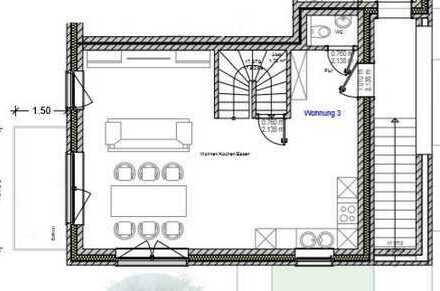 Maisonette Eigentumswohnung 4,5 ZKBB im beliebten Stadtteil Osternburg