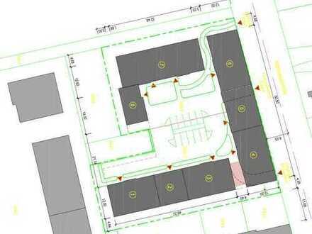 Baugrundstück für Wohnungsbau