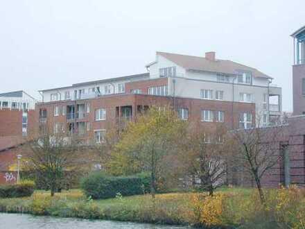 Schöne Wohnung mit Blick bis zur Elbe