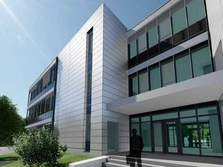 business hub hof | NEUBAU - Moderne Büroflächen in zentraler Lage | BEZUG AB Q4 / 2022