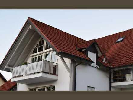 Gepflegte 2,5-Zimmer-Maisonette-Wohnung mit Balkon und EBK in Scheyern