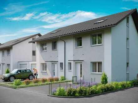 Provisionsfrei - Neubau DHH (3.2) mit Garage und Aussenstellplatz