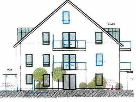 Baugrundstück für ein Mehrfamilienhaus mit 6 Wohnungen