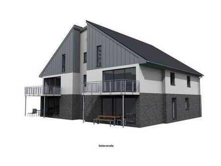 Zweitbezug: ansprechende, zentrumsnahe 3-Zimmer-Wohnung mit Balkon in Stadthagen