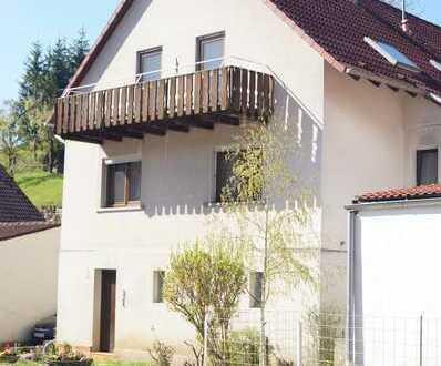 Gepflegte 5-Zimmer-Doppelhaushälfte in Gerabronn, Michelbach/Heide