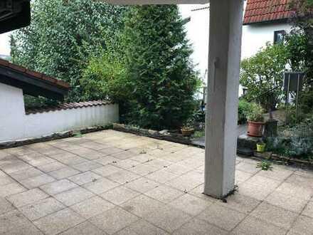 Wohnen wie im eigenen Haus - 3,5-Zimmer-Wohnung mit Aussicht in Holzgerlingen