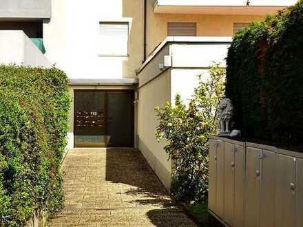 °°° Große Wohnung mit großer Sonnenterrasse, inkl. TG-Platz °°°