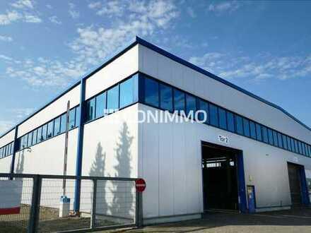 Effiziente Produktions-/Lagerhalle mit Büroflächen in Langenhagen