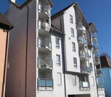 Schönes 1-Zi-Studenten-Appartement mit Balkon in Albstadt-Ebingen