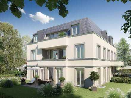 3-Raum-Wohnung mit Privatgarten Nähe Schillerplatz