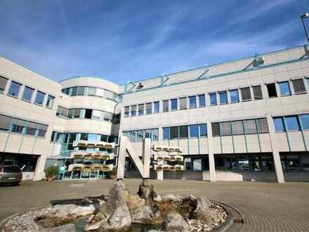 Klimatisiert! Große Dachterasse! Viele Parkplätze! Ihr Büro im Rhein-Ruhr-Hafen!