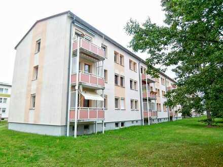 Leerstehende, moderne 3-Raum-ETW mit Balkon - EBK - bei Hoyerswerda