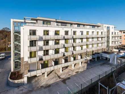 möbl. Penthouse Apartment inkl. Dachterrasse mit all-in Miete zum 01.06.21