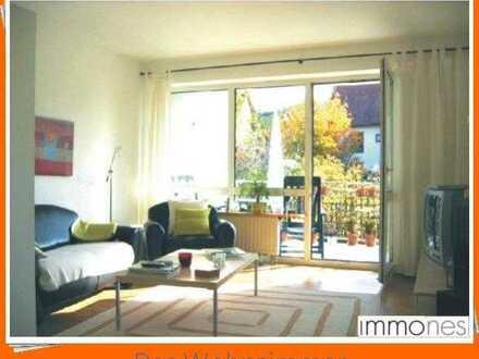 Sonnenverwöhnte 2 1/2 Zimmerwohnung mit Balkon