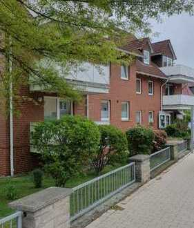 Helle Wohnung mit Südbalkon im 1.OG in zentraler Lage für ruhiges Paar