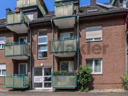 Ideale Kapitalanlage: Gepflegte 3-Zi.-ETW mit Garten, Terrasse und Balkon in Köln-Weidenpesch