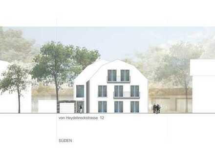 Erstbezug! Helle gräumige 4-Zimmer-Wohnung mit großem Süd-Ostbalkon in München-Trudering