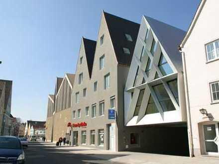 Büroräume in moderner Architektur