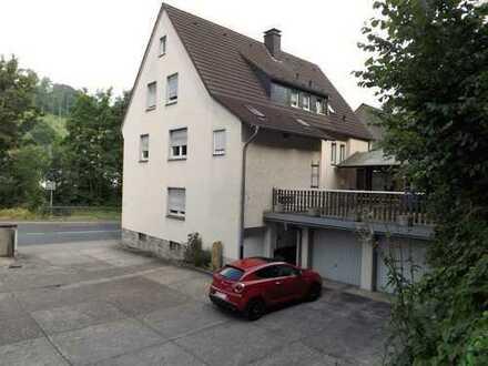 Helle 71 qm DG-Wohnung am Rande der Altstadt