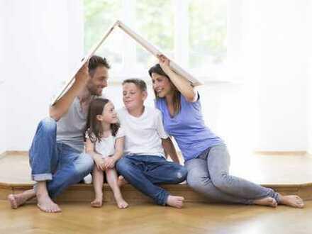 Wohnen mit der ganzen Familie!