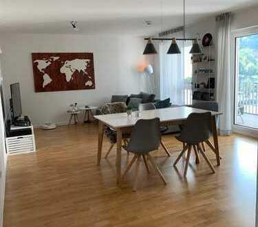 Exklusive 2-Zimmer-Wohnung mit Balkon und EBK in Stuttgart