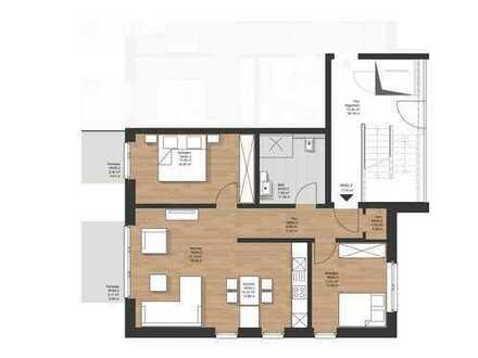 Stiftsallee 89a,Whg. 2, Erdgeschosswohnung, Terrasse, Erstbezug, Stellplatz etc.