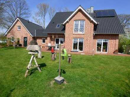 Nordwalde, exklusives ländliches Einfamilienhaus mit Doppelgarage zu vermieten
