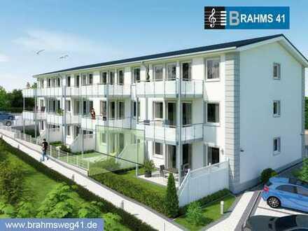 2-Zi/71,43 m² Neubau-ETW Terrasse | Komfort- Ausstattung