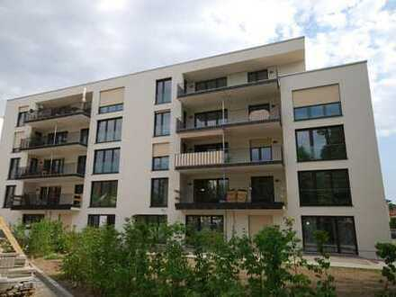 * Erstbezug - moderne und sonnige Wohnung mit großem Balkon in beliebter Lage *
