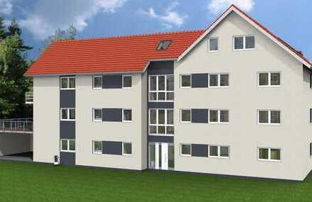 Erstbezug mit Balkon: freundliche 5-Zimmer-Maisonette-Wohnung in Bruchsal-Helmsheim