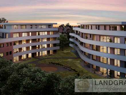 Baubeginn erfolgt: Park Ensemble am Brühlbach - Geräumige 2-Zimmer-Wohnung