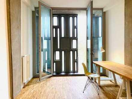 Für Studierende perfekt: Möbliertes Design-Appartement in umgebauter Kirche!