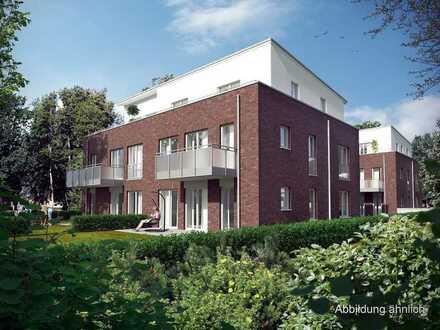 Barrierefreie Erdgeschoss-Komfortwohnung mit Tiefgarage und Garten