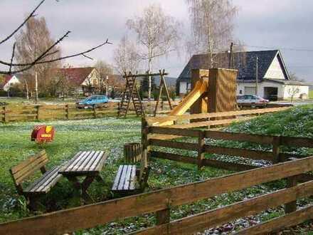 Schönes Baugrundstück nahe Lamspringe, ideal auch f. Tierhalter, Gartenland kann dazu erworb. werden