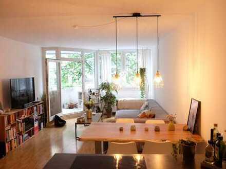 Top sanierte 2 1/2 Zimmer Wohnung mitten im Belgischen Viertel von Köln