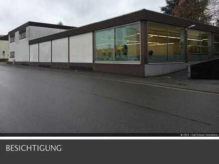 große Gerbefläche mit Tiefgarage in guter Lage in Homburg-Saar Nähe Bahnhof