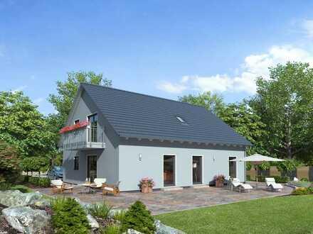 Zweifamilienhaus / Mehrgenerationshaus auf großem Grundstück in Rabenau