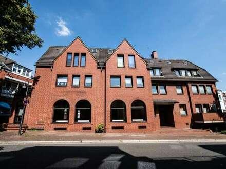 Lohnendes Anlageobjekt: Wohnhaus in Bremen Vegesack mit 10 Wohnungen und 1 Gewerbeeinheit