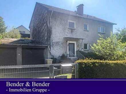 Sanierungsbedürftiges Haus auf großem Grundstück in begehrter Lage von Bonn-Ippendorf!